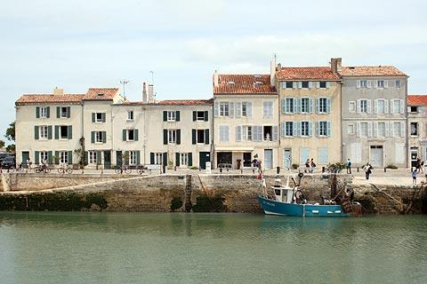 Photo of La Couarde-sur-Mer in Charente-Maritime