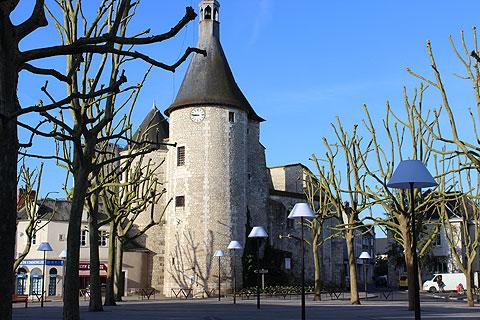 Photo of Issoudun in Indre