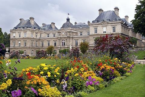 Photo de Jardin du Luxembourg (Paris region region)