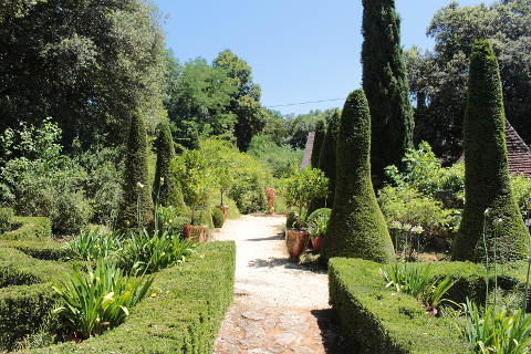 Photo de Les Jardins de Cadiot