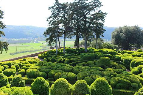 Photo de Jardins de Marqueyssac (Aquitaine region)