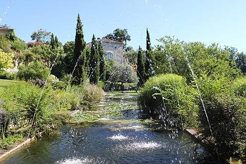 Photo of Les Jardins de Sardy in Dordogne