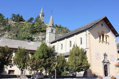 Photo of Jausiers in Alpes-de-Haute-Provence