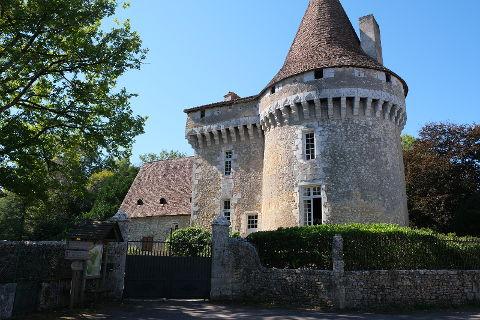 Photo de Bourdeix du département de Dordogne