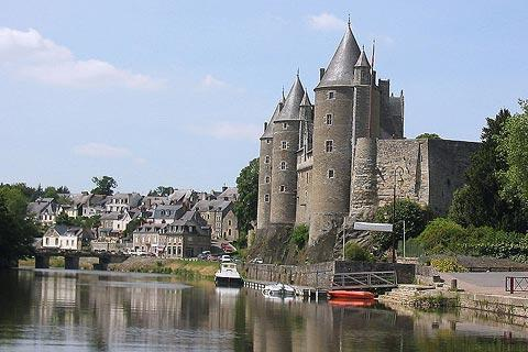Photo of Ploermel in Morbihan