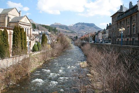 Photo of Bourg-Lastic in Puy-de-Dome