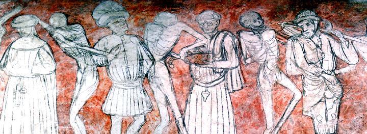 Visiter la chaise dieu guide de voyage et information de for Chaise dieu danse macabre