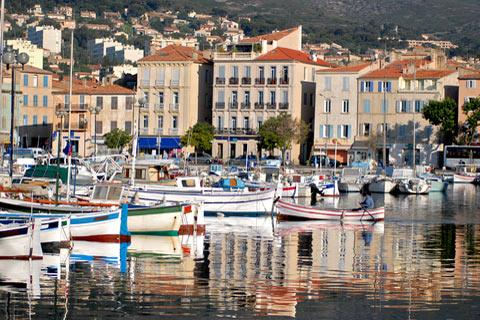 Photo of La Ciotat in Bouches-du-Rhone