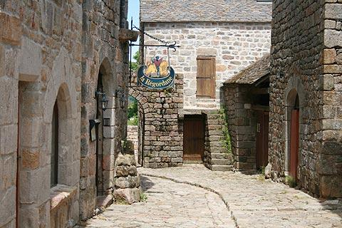 Photo of Pied-de-Borne in Lozere