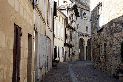 Photo of Sauternes in Gironde