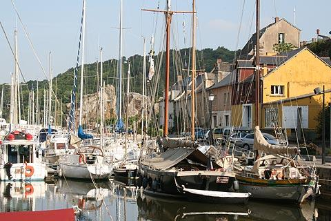 Photo of La Roche-Bernard in Morbihan