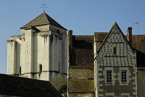 Photo of Preuilly-sur-Claise in Indre-et-Loire