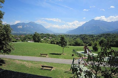 Photo of La Roche-sur-Foron in Haute-Savoie