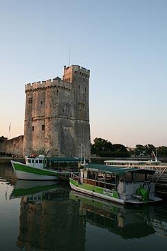The Saint Nicolas tower, La Rochelle