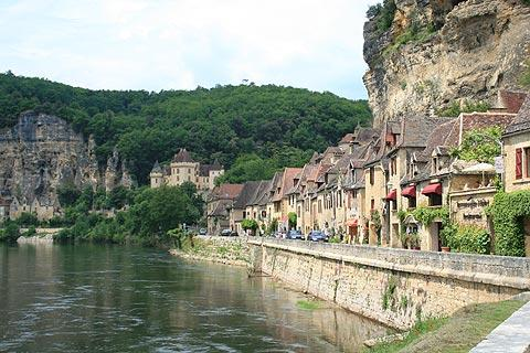 Photo de La Roque-Gageac (Aquitaine region)