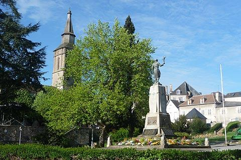 Photo de Saint-Maurice-la-Souterraine du département du Creuse