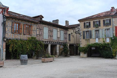 Photo de Labastide d'Armagnac (Aquitaine region)