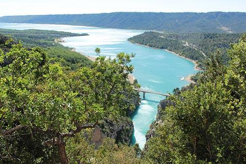 Photo of Lac de Sainte-Croix in Alpes-de-Haute-Provence