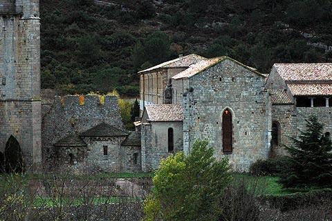 Photo de Lagrasse (Languedoc-Roussillon region)