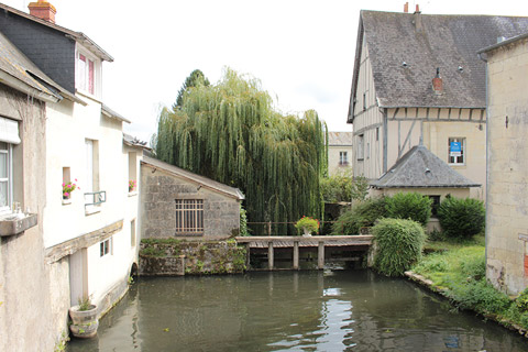 Photo of Souvigne in Indre-et-Loire