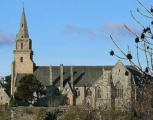 Église de Brélévenez