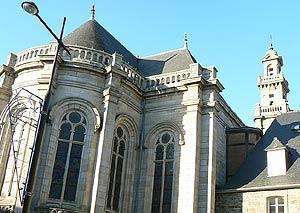 Monastère de Sainte-Anne à Lannion
