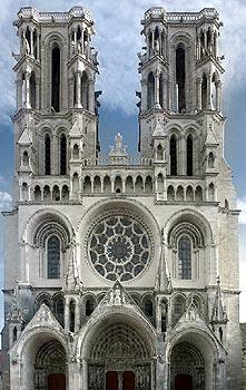 Cathedral in Laon