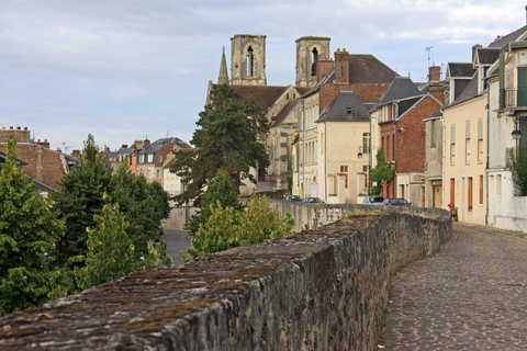 Photo de Laon en North East France (Picardie region)