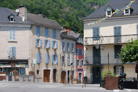 Photo of Louvie-Soubiron in Pyrenees-Atlantiques
