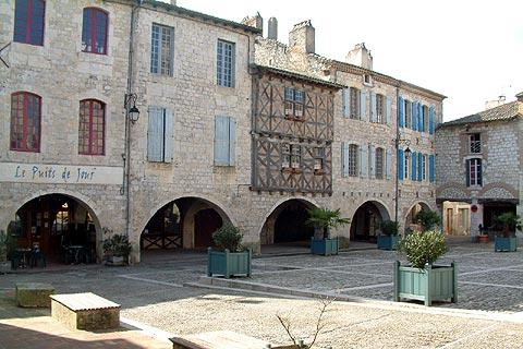 Photo of Lauzerte in Tarn-et-Garonne