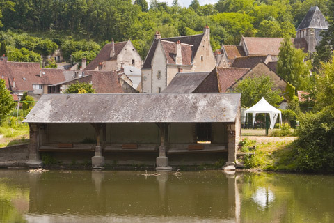 Photo of Saunay in Indre-et-Loire