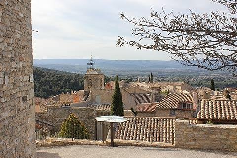 Photo of Le Barroux in Vaucluse
