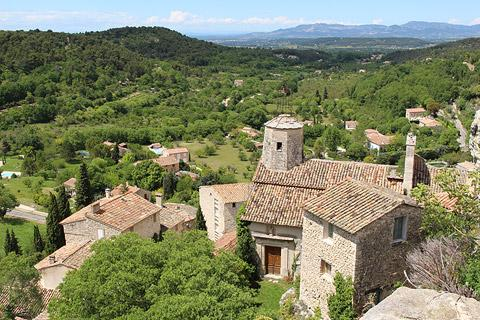 Photo of Le Beaucet (Provence region)