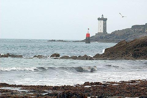Photo of Landunvez in Finistere