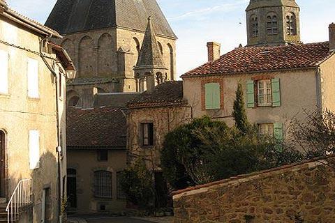 Photo of Le-Dorat in Haute-Vienne
