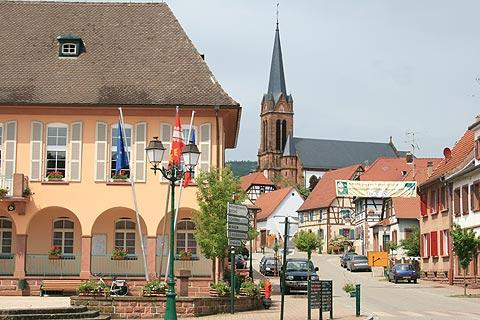 Photo of Preuschdorf in Bas-Rhin
