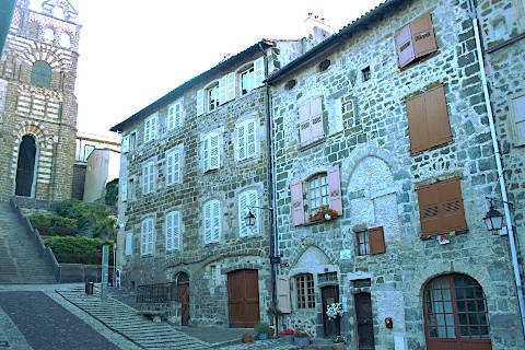 Photo of Le Puy-en-Velay in Haute-Loire
