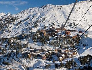 Les Arcs BourgSaintMaurice and the Paradiski ski region travel and