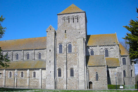 Photo of Sainte-Mere-Eglise in Manche