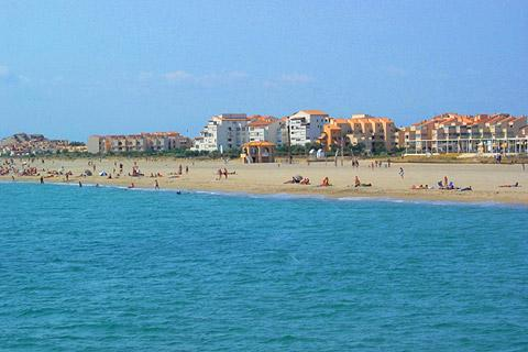 Photo of Leucate in Aude