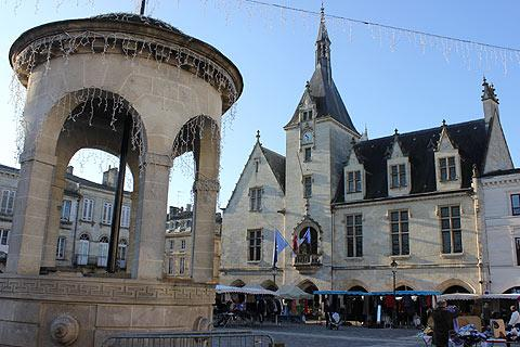 Photo of Libourne in Gironde