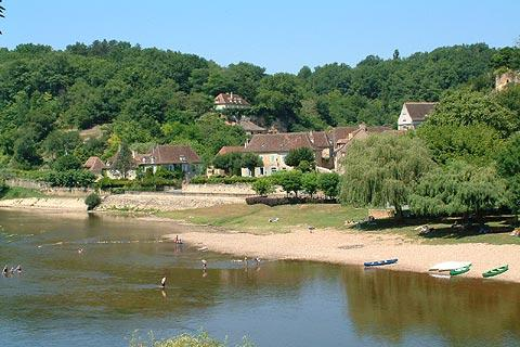 Photo of Limeuil in Dordogne