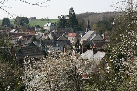 Photo of Loche-sur-Indrois in Indre-et-Loire