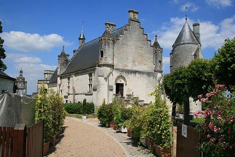 Photo of Loches in Indre-et-Loire