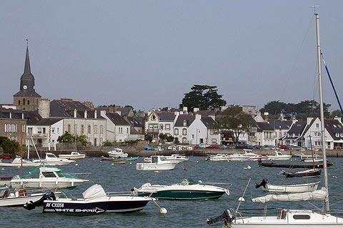Photo of Locmariaquer in Morbihan