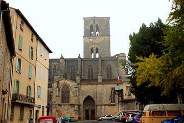 Saint-Fulcran cathedral