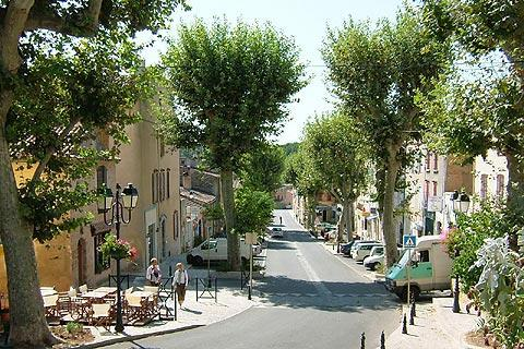 Photo of Lorgues in Var