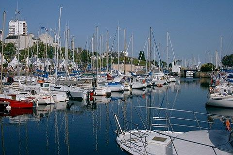 Lorient France travel and tourism, attractions and ...