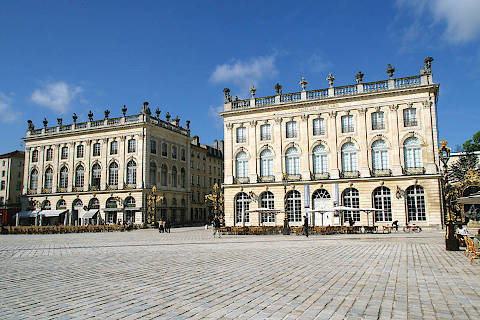 Lorraine France travel guide places to visit and attractions in