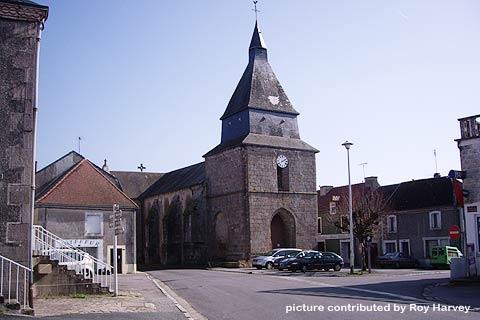 Photo de Lussac-les-Églises du département de Haute-Vienne